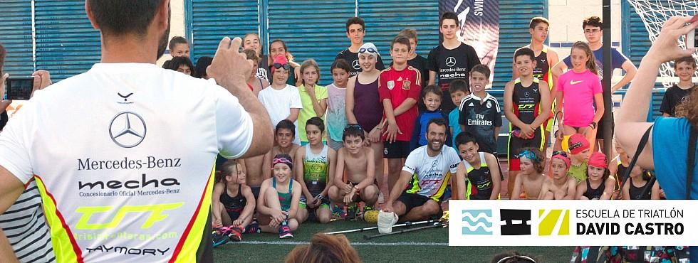 Escuela Triatlón David Castro
